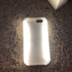 White Lumee phone case for iPhone 6/6S